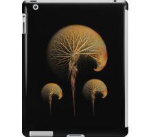 dandelion fractal iPad Case/Skin