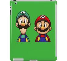 Mario & Luigi iPad Case/Skin