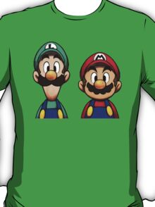 Mario & Luigi T-Shirt