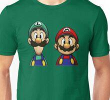 Mario & Luigi Unisex T-Shirt