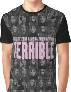 ***Terrible / Flawless Graphic T-Shirt