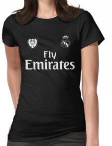 Real Madrid_I Womens Fitted T-Shirt
