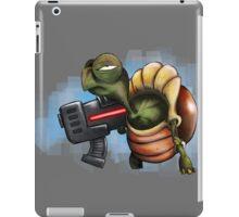 War Turtle iPad Case/Skin