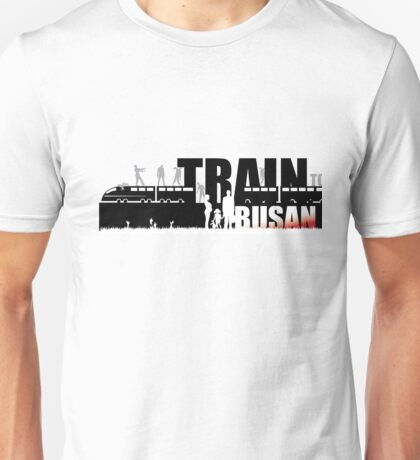 train to busan Unisex T-Shirt