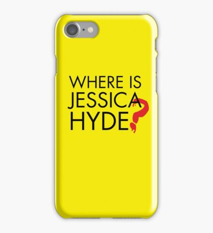 Utopia - Where is Jessica Hyde ? iPhone Case/Skin