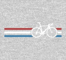 Bike Stripes Luxembourg v2 by sher00