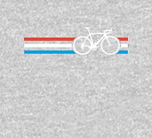 Bike Stripes Luxembourg v2 Unisex T-Shirt
