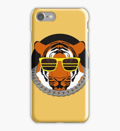 Party tiger iPhone Case/Skin