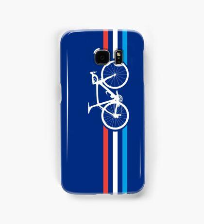Bike Stripes Luxembourg v2 Samsung Galaxy Case/Skin