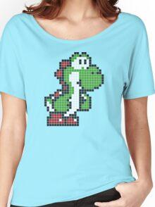 Pixel Yoshi Women's Relaxed Fit T-Shirt