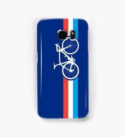 Bike Stripes Luxembourg Samsung Galaxy Case/Skin