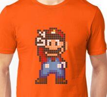 Pixel Mario Unisex T-Shirt