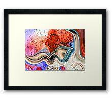 Al Mujeeb Framed Print