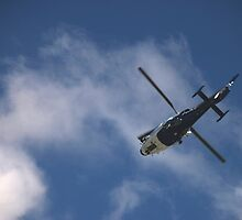 PolAir - Victoria Police Helicopter by John Billing