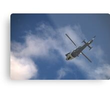 PolAir - Victoria Police Helicopter Metal Print