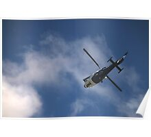 PolAir - Victoria Police Helicopter Poster