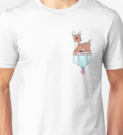 FOREST AMBASSADOR - BADGE BEARER Unisex T-Shirt