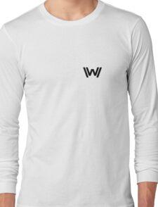Westworld / Black Long Sleeve T-Shirt