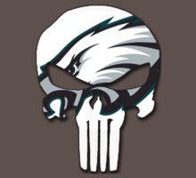 Philadelphia Eagles Punisher Logo by VelocityDesigns