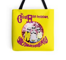 The Great Alien Invasion Tote Bag