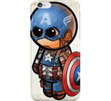 """""""Movie Cap"""" POOTERBELLY iPhone Case/Skin"""
