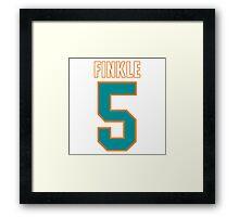 Ray Finkle Framed Print
