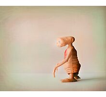 Time to Phone Home Photographic Print