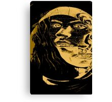 Double Minded Canvas Print