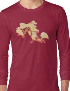 Fire Pawer Long Sleeve T-Shirt