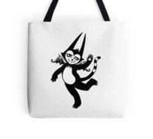 Dancing Batcat Tote Bag