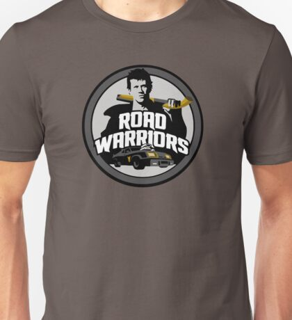 ROAD WARRIORS FOOTBALL TEAM Unisex T-Shirt