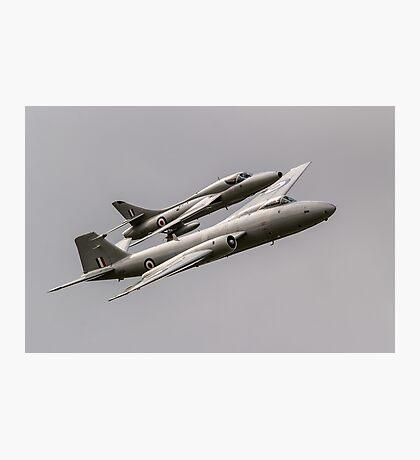 Mid Air Squadron Photographic Print