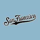 San Francisco by ixrid