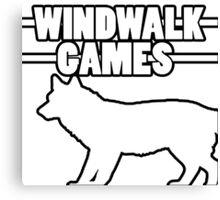 WindWalk Games Alternative Developer Logo Canvas Print