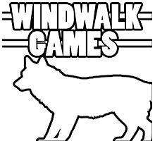 WindWalk Games Alternative Developer Logo Photographic Print
