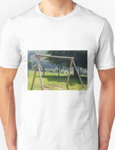 swing on the lawn T-Shirt