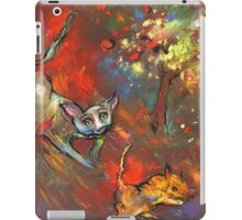 Love Games Under The Appletree iPad Case/Skin
