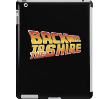 Back To The Shire iPad Case/Skin