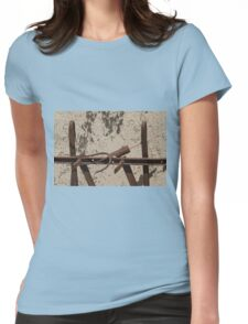 old rake Womens Fitted T-Shirt