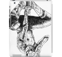 The Spider-Man Salute iPad Case/Skin