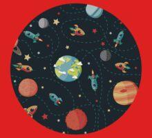 Space Adventure Kids Tee