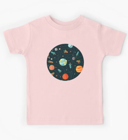 Space Adventure Kids Clothes