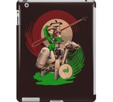 A Leaf on The Wind iPad Case/Skin