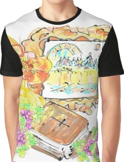 Feast Graphic T-Shirt