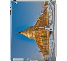 GOLDEN SHWEZIGON PAGODA iPad Case/Skin