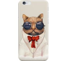 Astro Cat iPhone Case/Skin