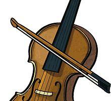 Violin by ImagineThatNYC