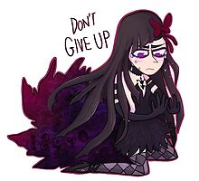 Don't Give Up by rubyjay