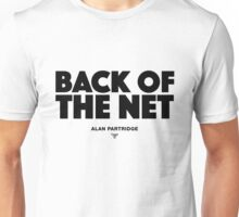 Alan Partridge - Back of the Net Unisex T-Shirt