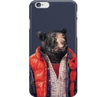 Bear to the Future iPhone Case/Skin